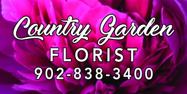 country garden florist. peaceful comfort flowers sent to the home in montague, pe - country garden florist country garden florist r