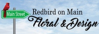 REDBIRD ON MAIN FLORAL AND DESIGNS