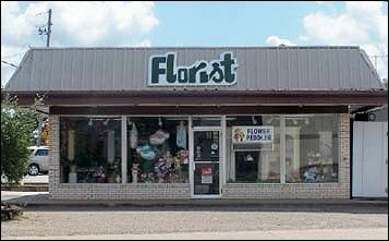 Call our shop today, because every day looks better with fresh flowers ...