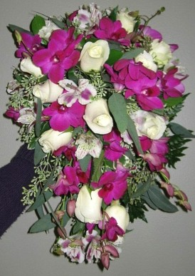 Wedding Flowers From SCOTTS FLORIST