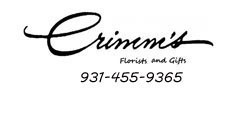 CRIMM'S FLORIST & GREENHOUSES