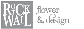 ROCKWALL FLOWER & DESIGN